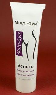 Multi-Gyn Actigel - Solutia rapida si eficienta in tratarea vaginitei bacteriene