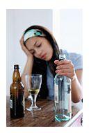 Dependenta de alcool si abuzul de droguri la adolescenti