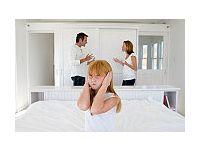 Divortul si stresul la copii