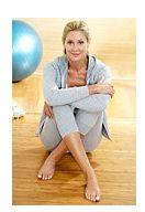 Exercitiul fizic ajuta la acomodarea femeilor cu simptomele menopauzei