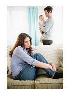 Ingrijirea si tratarea pacientelor cu depresie postpartum (dupa nastere)