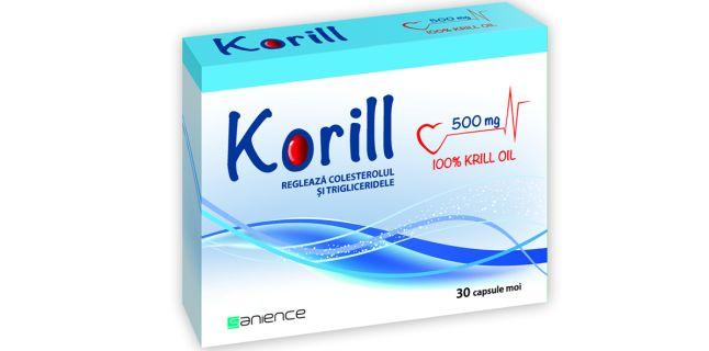 Korill, sansa ta pentru un colesterol in limite normale