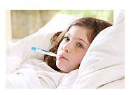 Primul ajutor in cazul gripei la copii