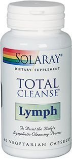 Total Cleanse™ Lymph, formula complexa pentru detoxifierea limfatica