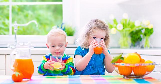 Vitamina C naturala si beneficiile sale pentru sanatatea copiilor