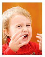 De ce copilul are accese de furie?