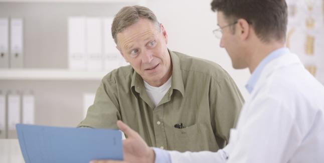 Adenomul de prostata, afectiunea benigna a prostatei