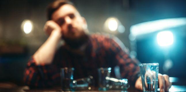 Semne ale sindromului de abstinenta (sevraj) la alcool