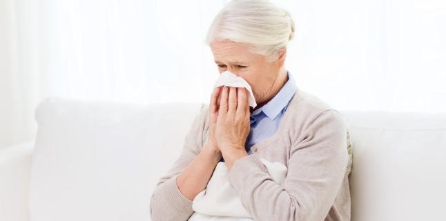 Bolile alergice la varstnici