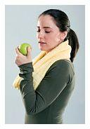 Alimentatia dupa exercitiile fizice
