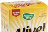 Alive! (fara  fier) – mai mult decat un complex de vitamine si minerale