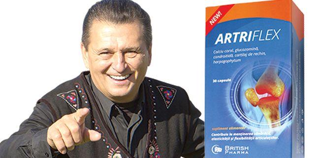 Artriflex Articulatii - produs inovativ pentru tratarea durerilor articulare !