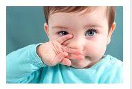 Probleme cauzate de mucusul din nasucul copiilor