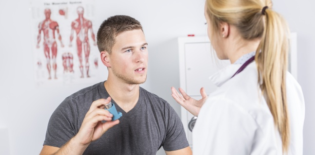 Astmul bronsic, boala inflamatorie cronica a cailor aeriene