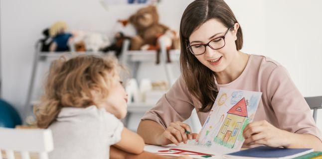 Semnele de autism la copii