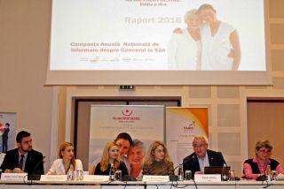 Federatia Asociatiilor Bolnavilor de Cancer atrage atentia asupra cancerului de san