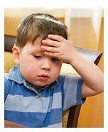 Simptome la copii - semnificatii posibile