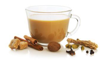 Ceai indian masala cu ghimbir