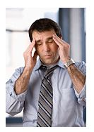 Durerea de cap (cefaleea) cauzata de starile de tensiune