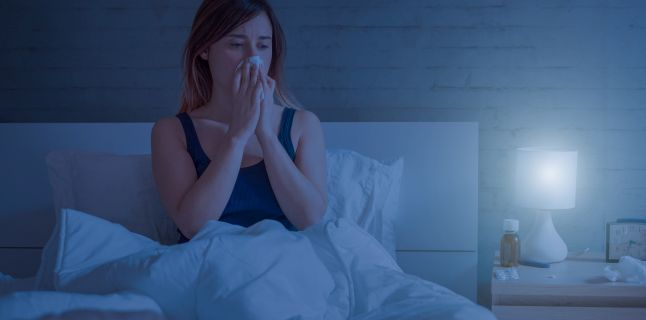 Modalitati de a adormi cand ai nasul infundat