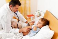 Cele mai cunoscute boli ale copilariei