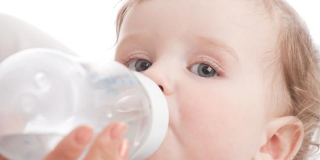 Semnele deshidratarii la copii