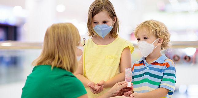 Cum afecteaza COVID-19 copiii?