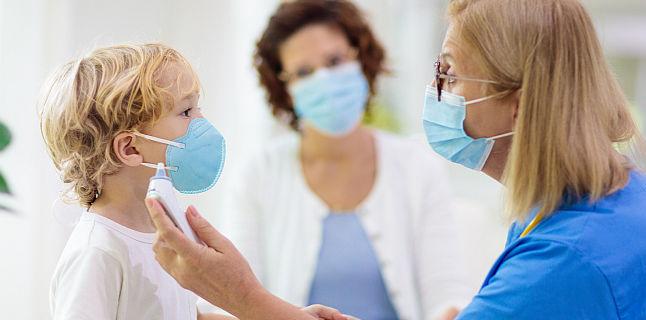 Cum sunt afectati copiii de coronavirus?