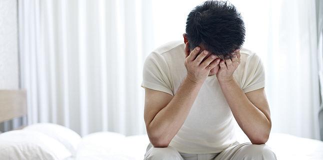 depresia poate afecta vederea