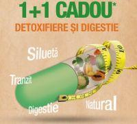 1+1 CADOU! Detoxifiere si digestie