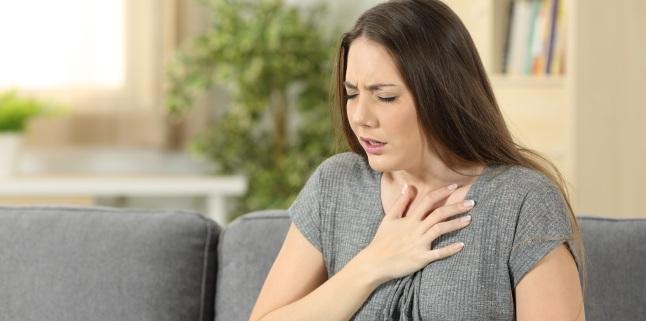 Cele 4 faze ale detresei respiratorii, afectiunea care pune viata in pericol
