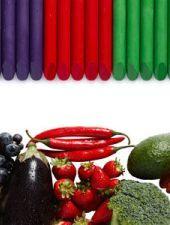 Ce culoare are dieta dumneavoastra?