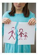 Divortul parintilor, cauza frecventa a obezitatii infantile