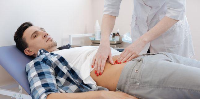 Ce pot indica durerile in cadranul superior drept al abdomenului