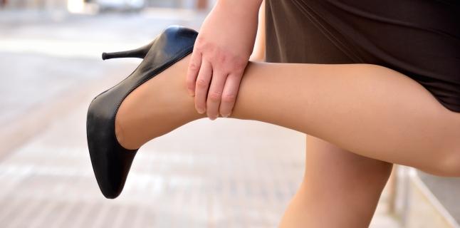 Ti se umfla picioarele? Afla cat de grav este