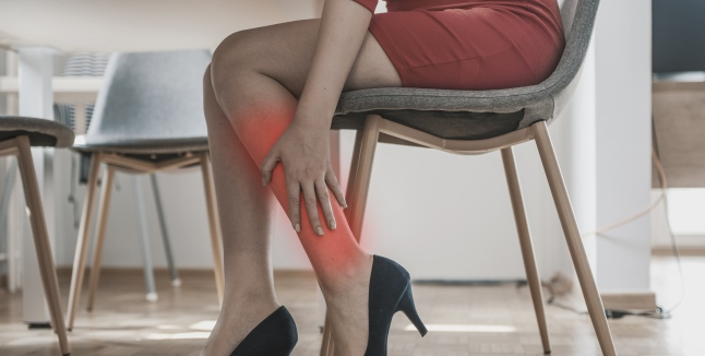picioarele inferioare umflături și roșeață