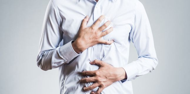 dureri articulare în piept