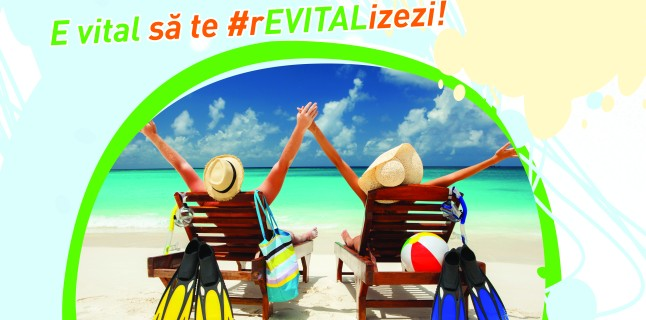 Vara asta, te #rEVITALizezi si castigi o vacanta de vis in Grecia!