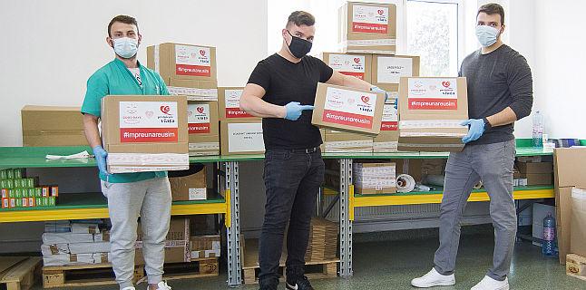Good Days Therapy se alatura luptei impotriva Covid-19 cu o donatie de 50.000 lei si produse pentru medici si pacienti