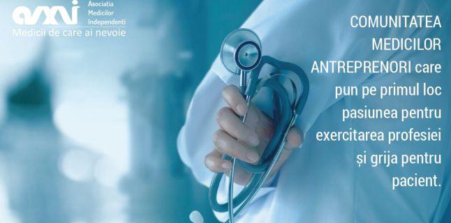 Asociatia Medicilor Independenti – policlinica viitorului, o alternativa in cadrul sistemului actual de sanatate