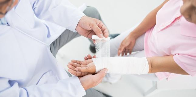 Calusarea sau repararea osoasa: indicatii, riscuri, recuperare