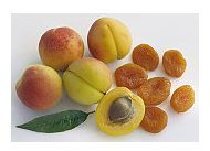 Fructe proaspete vs fructe confiate