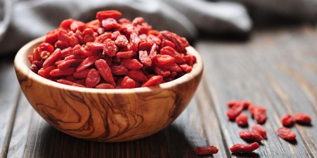 Fructele goji si beneficiile acestora pentru sanatate
