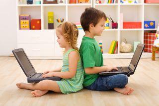 Folosirea gadget-urilor de catre copiii mici