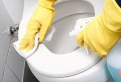 Germenii si microbii din baie