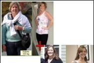De la grasute la fotomodele. Cum au slabit 2 femei 83 kg.