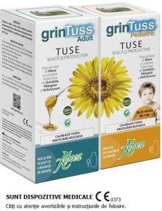 Remedii naturale impotriva tusei...numai cu GrinTuss