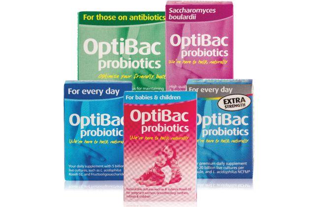 OptiBac- probiotice adaptate nevoilor tale