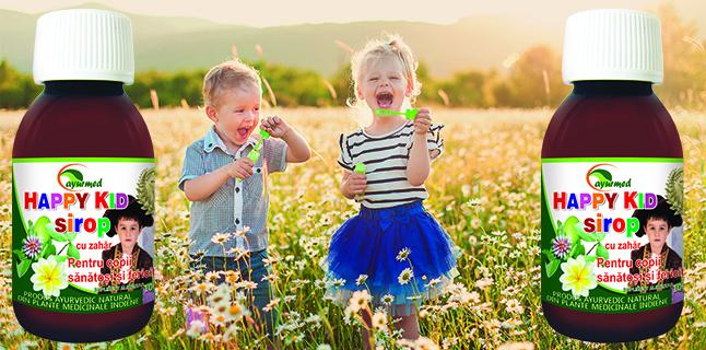 Ayurveda pentru copii fericiti