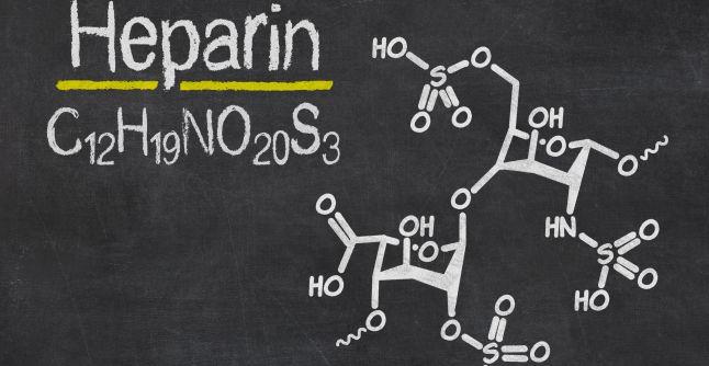 Informatii privind heparina
